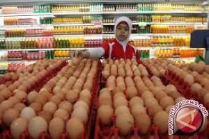 Jelang Natal Harga Telur Melonjak Di Palu
