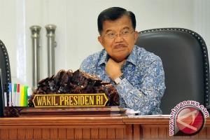"""Wapres: """"Perseteruan"""" DPR-KPK karena masing-masing jalankan tugasnya"""