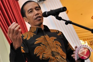 Presiden minta TNI antisipasi cepatnya perubahan global