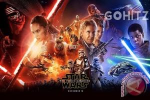 Diputar tiga pekan, Star Wars raup Rp13,5 triliun