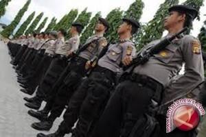Polres Palu Siapkan 800 Personil Amankan Ramadhan