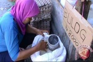 Harga beras di Palu kembali normal