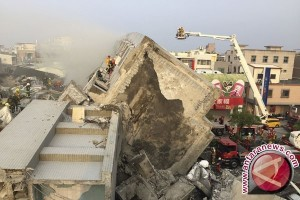 Gempa berkekuatan 7,3 guncang pesisir timur Venezuela