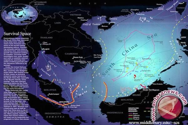 Indonesia Harus Tegas Tanggapi Klaim China