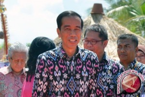 Presiden hadiri peringatan hari raya Nyepi 2017