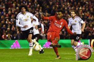 Liga Europa, Liverpool Bungkam MU 2-0