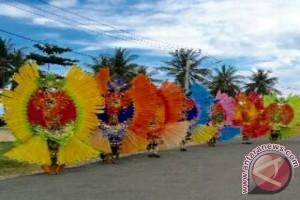 Kabupaten Parimo Juara I Karnaval Budaya