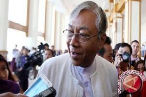 Indonesia Ucapkan Selamat Untuk Presiden Baru Myanmar