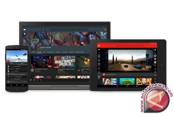 YouTube Gaming Hadir di Indonesia