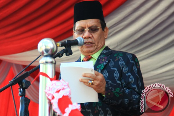 Gubernur Pimpin Upacara Hut Bhayangkara Di Palu