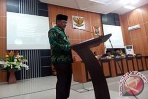 DPRD Bentuk Pansus Bahas LPJ Wali Kota