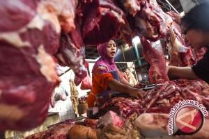 Harga Daging Di Palu Jelang Lebaran Normal