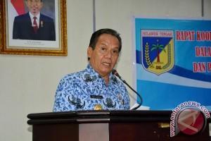 Gubernur Bekukan PT. Pembangunan Sulteng