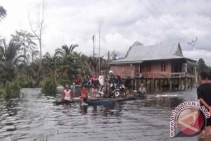 Banjir Di Morowali Utara Genangi Tiga Desa