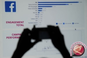 Kemkominfo: Pengguna Internet Terbanyak Pengguna Medsos