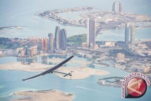 Pesawat Tenaga Surya Lanjutkan Perjalanan Keliling Dunia Dari California