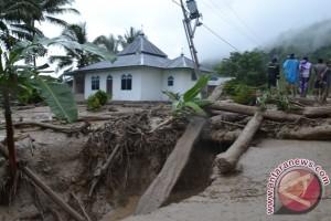 BPBD: Pemkab Sigi Masih Data Kerugian Akibat Banjir