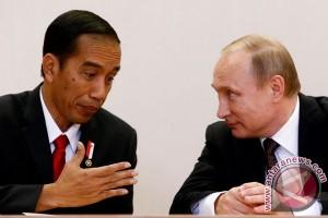 Presiden Putin rencana bertemu Presiden Jokowi