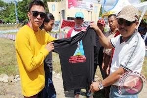Kejurda Panjat Tebing Provinsi Dibuka di Parimo