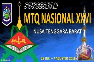 LPTQ Sulteng Daftarkan Peserta MTQ Di Mataram
