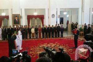 Ini Pesan Presiden Joko Widodo untuk Longki-Sudarto