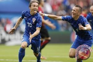 Euro 2016 - Kroasia ke 16 Besar Usai Tumbangkan Spanyol 2-1