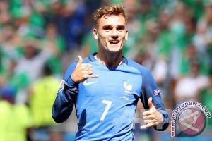 Euro 2016 - Prancis Ke Final Berkat Dua Gol Griezmann