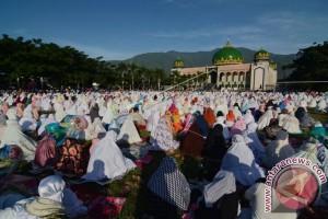 Shalat Idul Fitri 1437 H