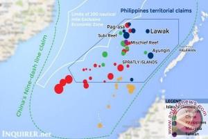 PCA: China Tak Miliki Hak Sejarah Atas Laut China Selatan