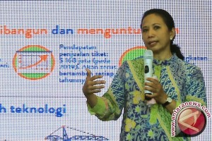 Menteri Rini bantah BUMN ambil porsi UMKM