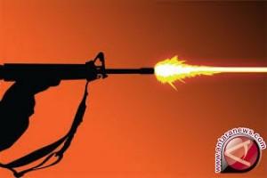 Flash - Seorang WNA Terduga Teroris Tertembak