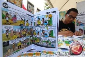Komik Islami karya UIN diluncurkan