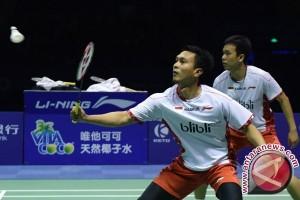 Kualifikasi Piala Thomas, Indonesia kalahkann Maladewa 5-0
