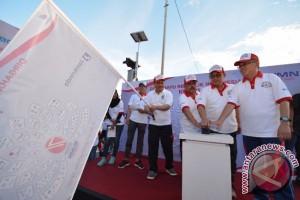 Jalan sehat BUMN Hadir untuk Negeri hadirkan 2.000 peserta