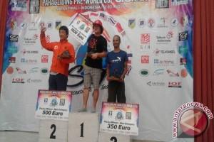 Paralayang - Atlet Korea Selatan Juara Prakejuaraan Dunia