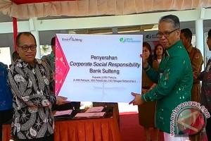 Kalah Rp7,6 Miliar, Bank Sulteng minta petunjuk gubernur
