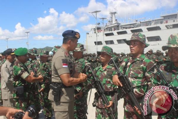 830 personel Operasi Tinombala ditarik dari Poso