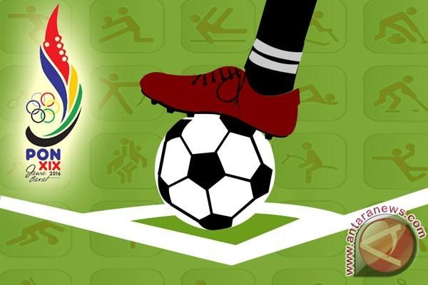 PON 2016 - Tuan rumah Jabar vs Sulsel di final sepak bola