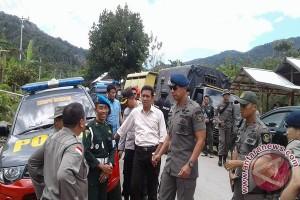 Kapolda : Lokasi Tambang Dongi-dongi Sudah Kosong