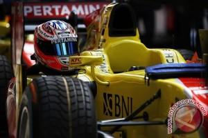 Pebalap Pertamina penuhi target di GP2 Italia