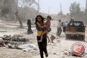 Serangan rezim Suriah hantam Aleppo Timur