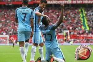 Manchester City kalahkan Sunderland 2-0