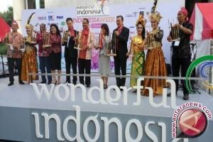 """Anjungan """"Wonderful Indonesia"""" raih penghargaan di AS"""