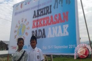 Sigi Buka Posko Pengaduan Kekerasan Anak