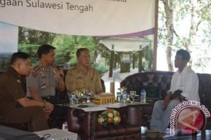 Dishut Segera Bangun Infrastruktur Tahura Ngatabaru