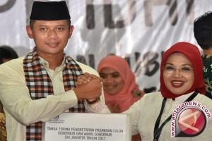 Agus Yudhoyono bertekad jalankan pemerintahan bersih