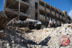 Serangan pimpinan AS di Suriah salah sasaran, tewaskan 18 sekutu