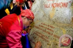Terima kasih Gubernur Sulteng kepada Menteri Pariwisata