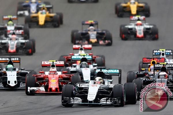 Daniel Ricciardo juarai Grand Prix Malaysia