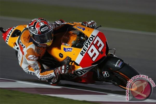 Kualifikasi MotoGP Australia, Marquez terdepan lagi